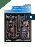 CONCEITO de EDC Para Autoproteção