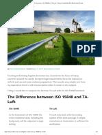 Fugitive Emissions_ ISO 15848 vs. TA-Luft – Taurus Double Block & Bleed Valve Series