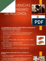 Consecuenciasdel Consumo de Alcohol