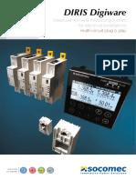 03 Digital Energy Meter (Socomec Digiware)