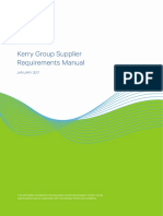 Supplier Requirements Manual 2017(1)