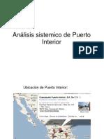 Analisis Sistemico de Puerto Interior