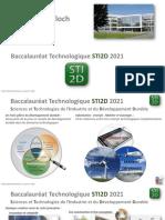 Présentation STI2D 2021