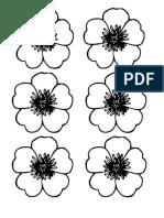 bunga dekorasi