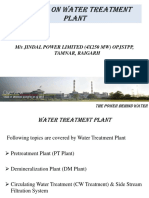 Pretreatment of Water