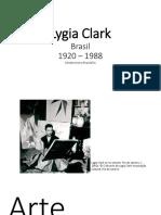 Pedra e Ar - 1966 - Lygia Clark