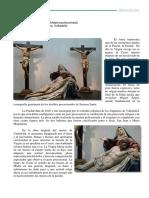 Piedad de Gregorio Fernandez