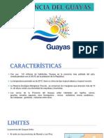 Provincias del guayas