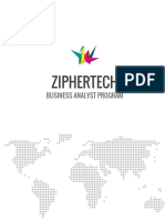 Ziphertech_Business Analysis Program