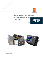 Data Chief C20 Bridge Watch Monitoring System