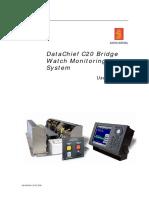 Data Chief C20 Bridge Watch Monitoring System