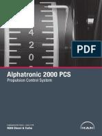 Alphatronic 2000 PCS