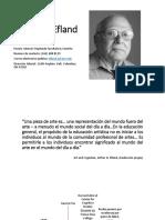 Arthur D Efland
