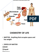 Chemistry of Life for Lecture