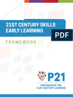 21st Century Skills Early Learning Framework