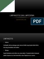 Limfangitis Dan Limfedema