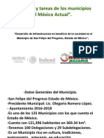 Los Desafíos de los Municipios en el México actual