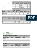 Template LPD Calculation