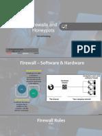 Firewall and Honeypot_final