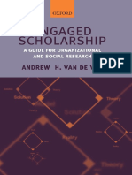 Engaged Scholarship. A Guide for Organizational and Social Research