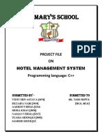 hotel management.docx
