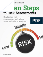 7 Step to Risk Assessment