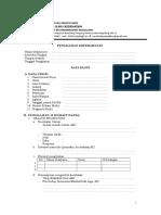 Format Pengkajian 13 Domain Nanda