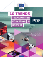Epsc - 10 Trends Transforming Education as We Know It