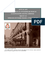 Regolamento Di Attuazione Del PCA Approvato Con DCC n 29 Del 26-05-2016