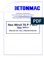 Parte i - Manual Mecánico-nm 70 p - Represas Patagonia - Ab. 2018