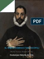 EL GRECO, DOMÉNICO THEOTOCÓPULI