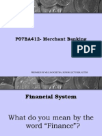 An Overview of Indian Financial System -Ppt1 Laast