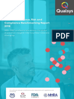 Global GRC Report Benchmark 2018