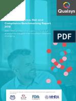 Global GRC Report Benchmark 2018