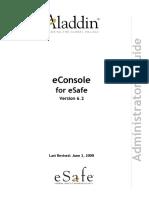 Econsole Admin V6.x