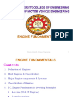 1. Engine Fundamentals