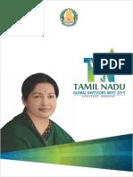 Tamil Nadu Investors Meet 2015 Brochure