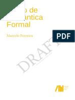 Marcelo Ferreira - Curso de Semântica Formal