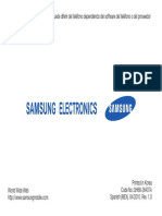 Manual Samsung Gt-b3410