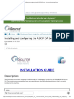 Installing and configuring the ABCIP DA Server - InSource KnowledgeCenter.pdf