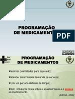 Programação de Medicamentos