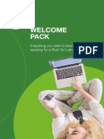 Start Up Loans Wecome Pack V3.1