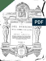 Grocio-CDel Dercho de La Guerra y La Paz (Parcial) (CC)