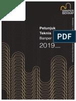 Update_Juknis Banper Deputi Infrastruktur TA 2019_05 Nov 2018
