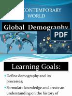 Global Demography