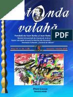 Rotonda Valahă, nr.  8, 2018