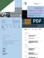 Redefining Regions in Europe