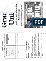 gr1 unit 6 interactive journal