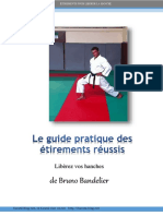 Le Guide Pratique Des Etirements Reussis