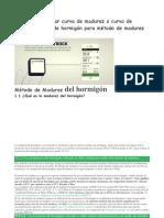Guía Para Elaborar Curva de Madurez o Curva de Caracterización de Hormigón Para Método de Madurez ASTM C1074